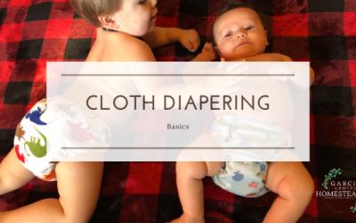 Cloth Diapering Basics